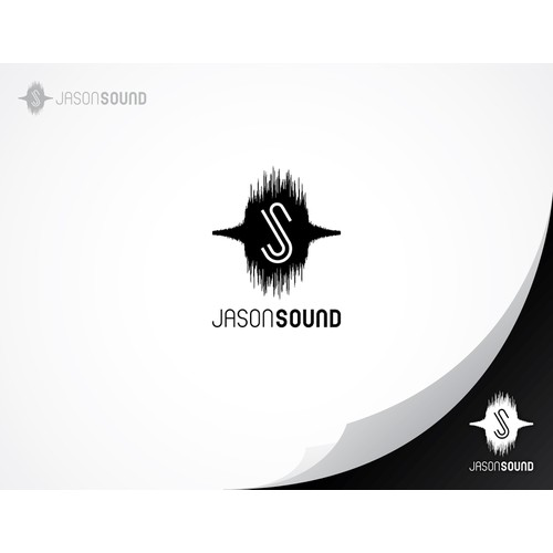 Create a simple, memorable logo for an established sound designer