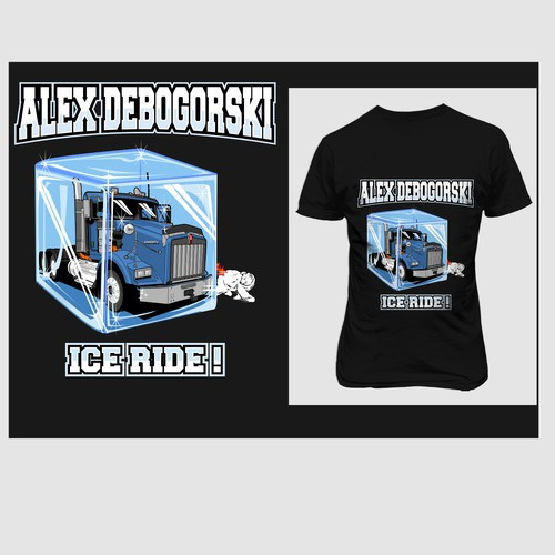 ALEX DEBOGORSKI ICE RIDE