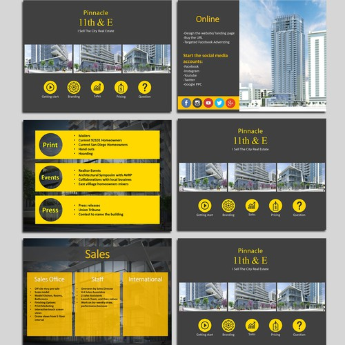 san diego development ppt concept for I Sell the City Real Estate