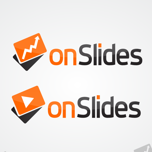 Extraordinary logotype for onslides