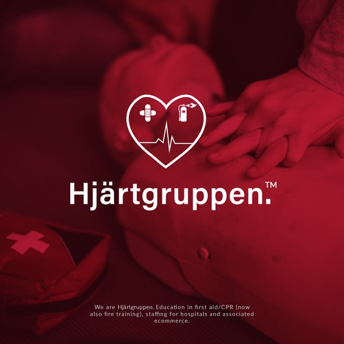 Logo of Hjärtgruppen