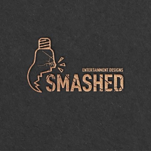SMASHED Lighting Designer Logo