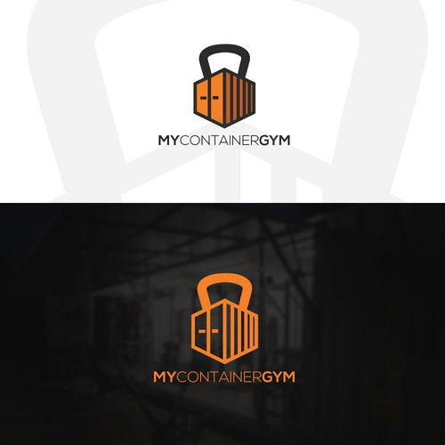Logo for MyContainerGym