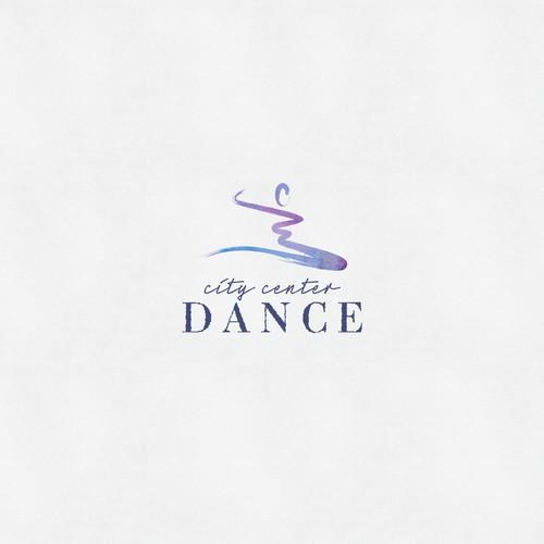 City Center Dance Studio Logo