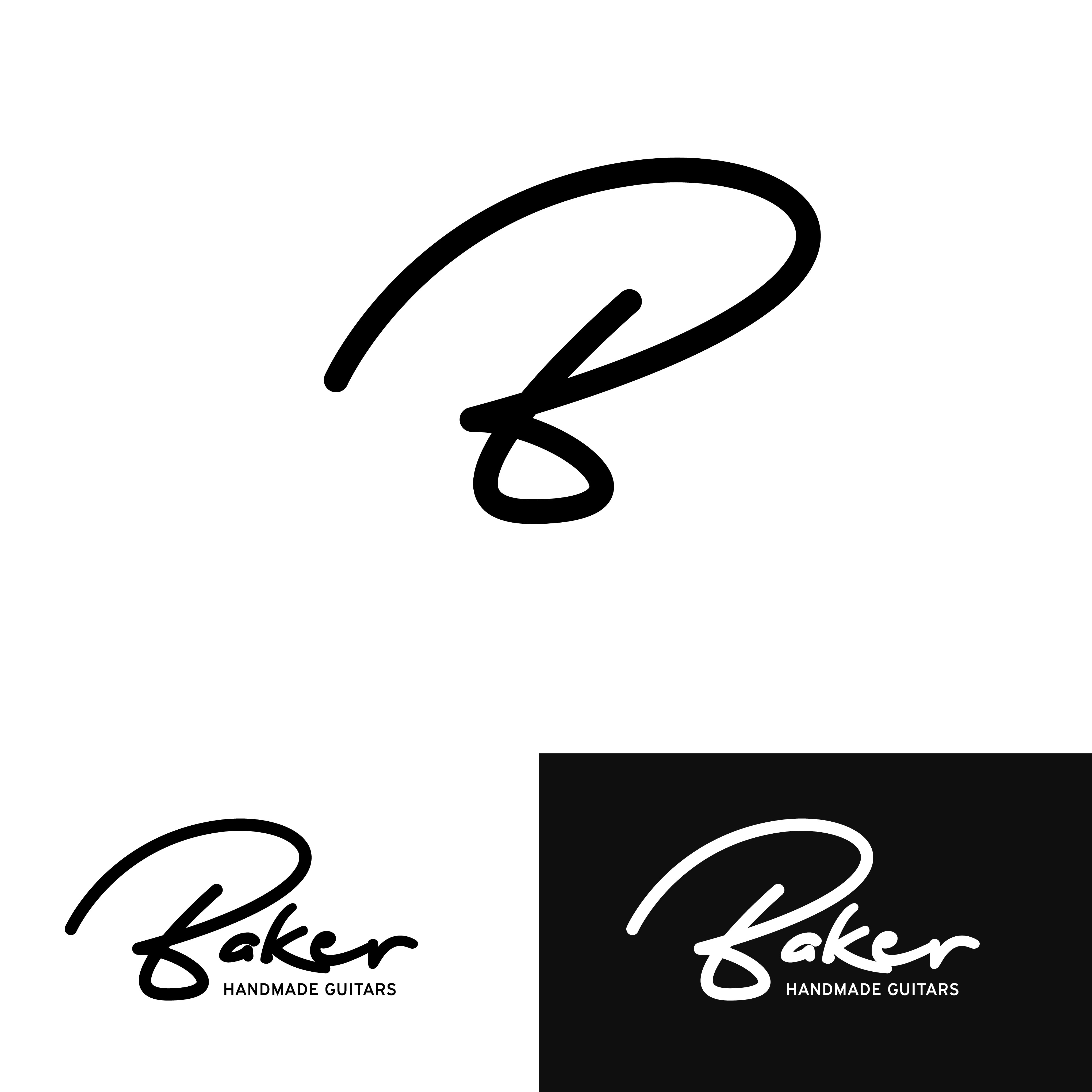 Dj Baker Guitars