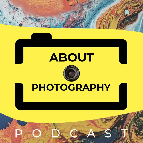 Podcast Photography cover design