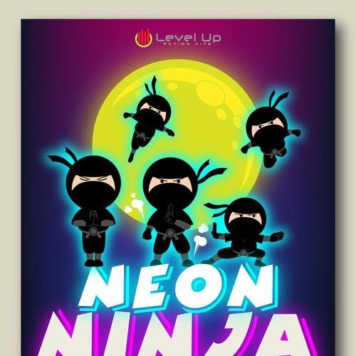 Poster for Neon Ninja Classes