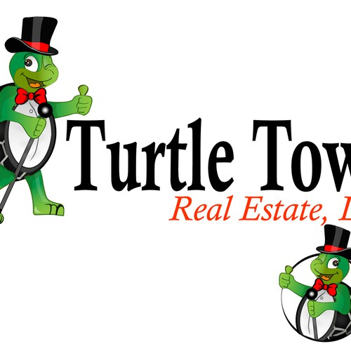Turtle Town Real Estate, LLC needs a new logo