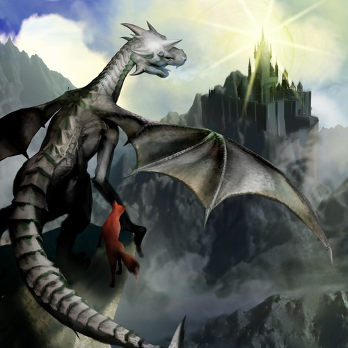 Coverart for debut of Dragon series needed