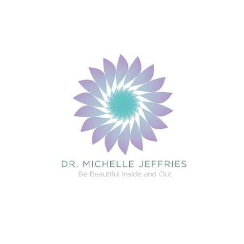 Logo for skincare business.
