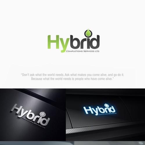 HYBRID LOGO DESIGNS