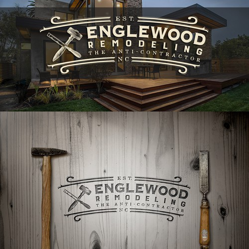Logo design for Englewood Remodeling