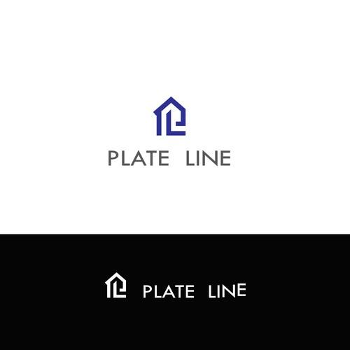 Logo design for Plate Line.