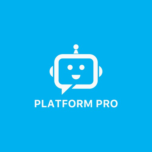 Geometric Logo for Platform Pro