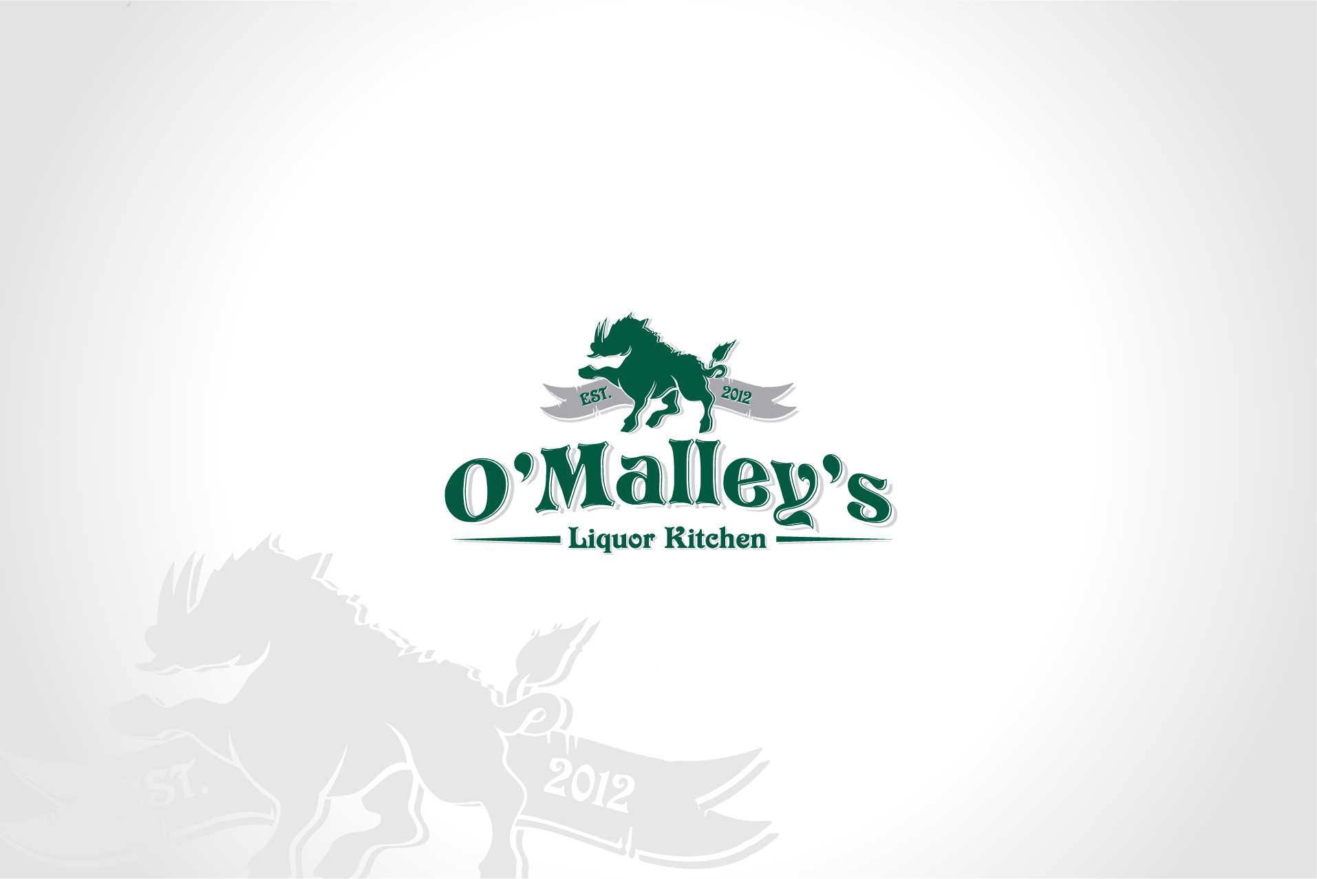 New logo wanted for O'Malley's Liquor Kitchen