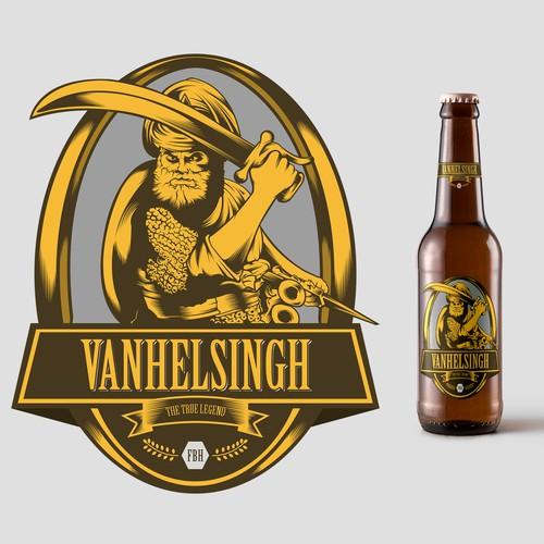 Vanhelsingh Beer