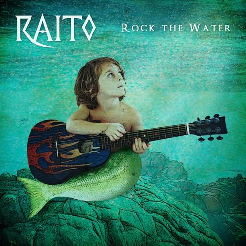 Raito~Album Art & Band Logo : Rock The Water