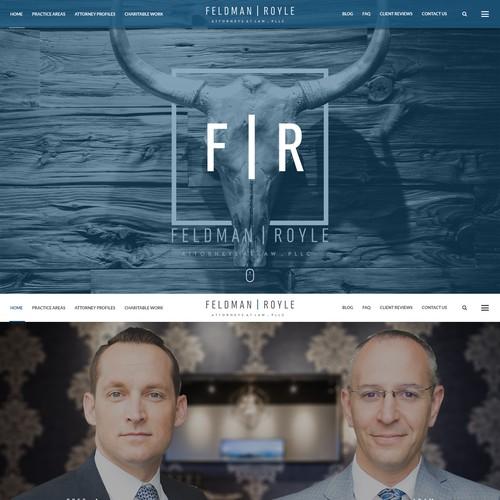 FR - Attorney Website Design