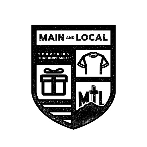main and local logo contest