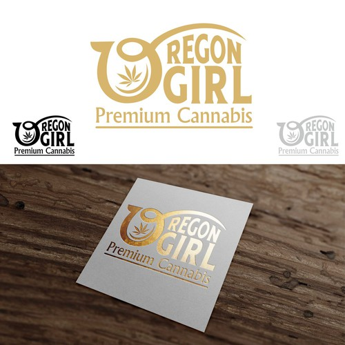 Logo for cannabis company!