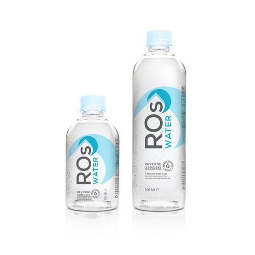 ROs water packaging