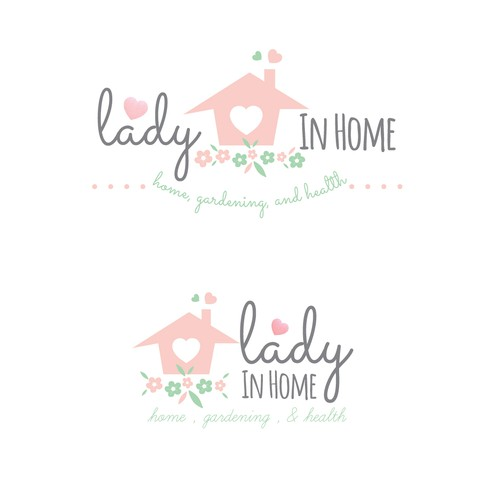 Simple and Elegant Logo Needed For: Lady In Home