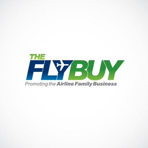 New Aviation Marketing Company Logo