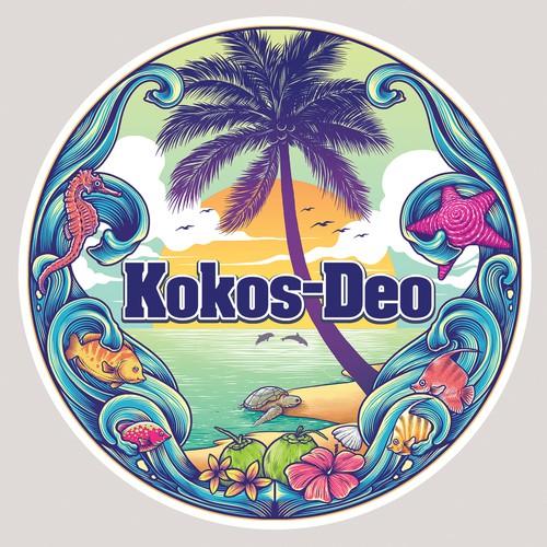 Kokos-Deo