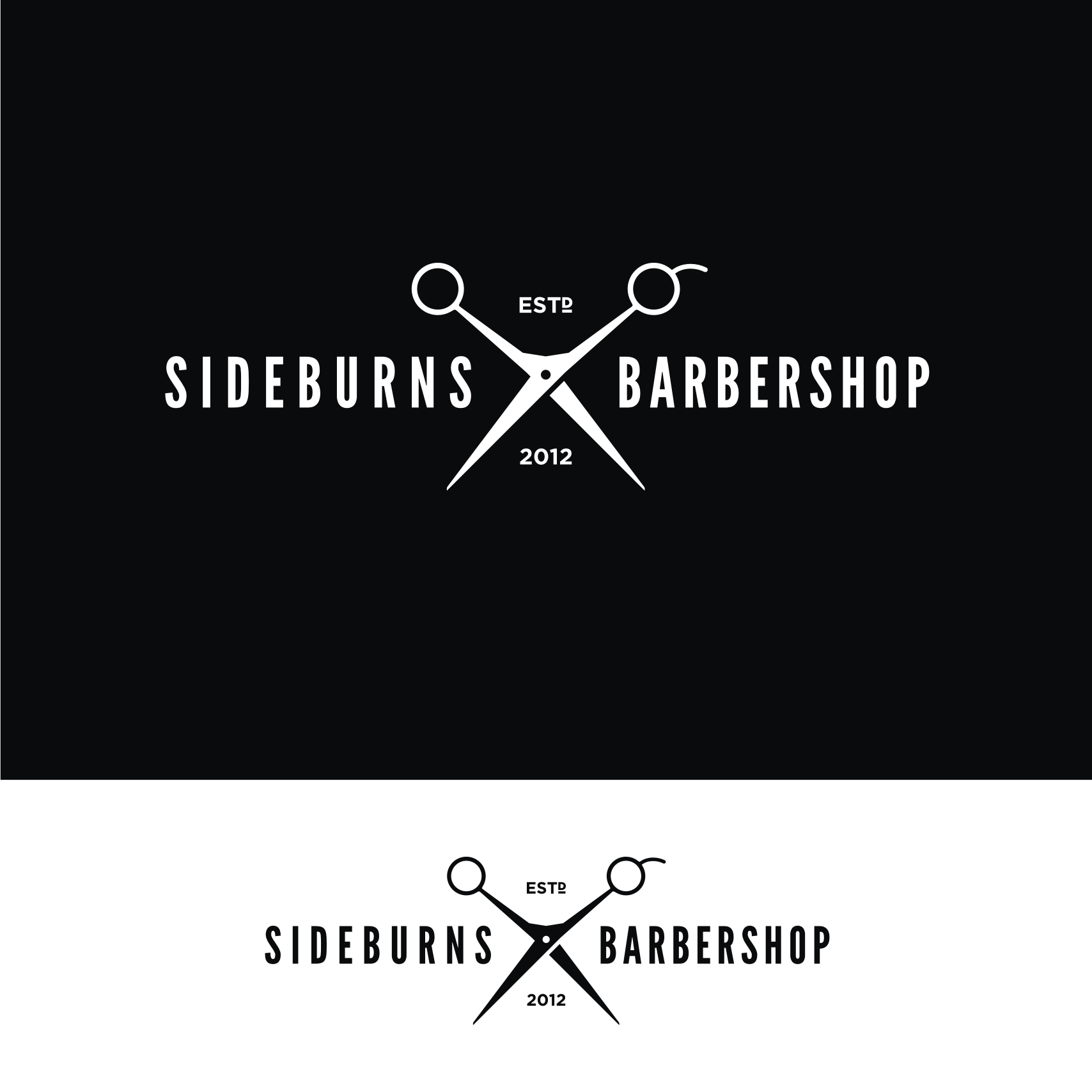 GUARANTEED: Upscale Barber Shop Needs a Logo