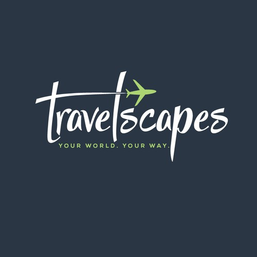 Travelscapes logo