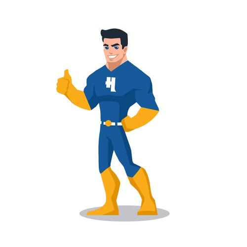 Generator John super man