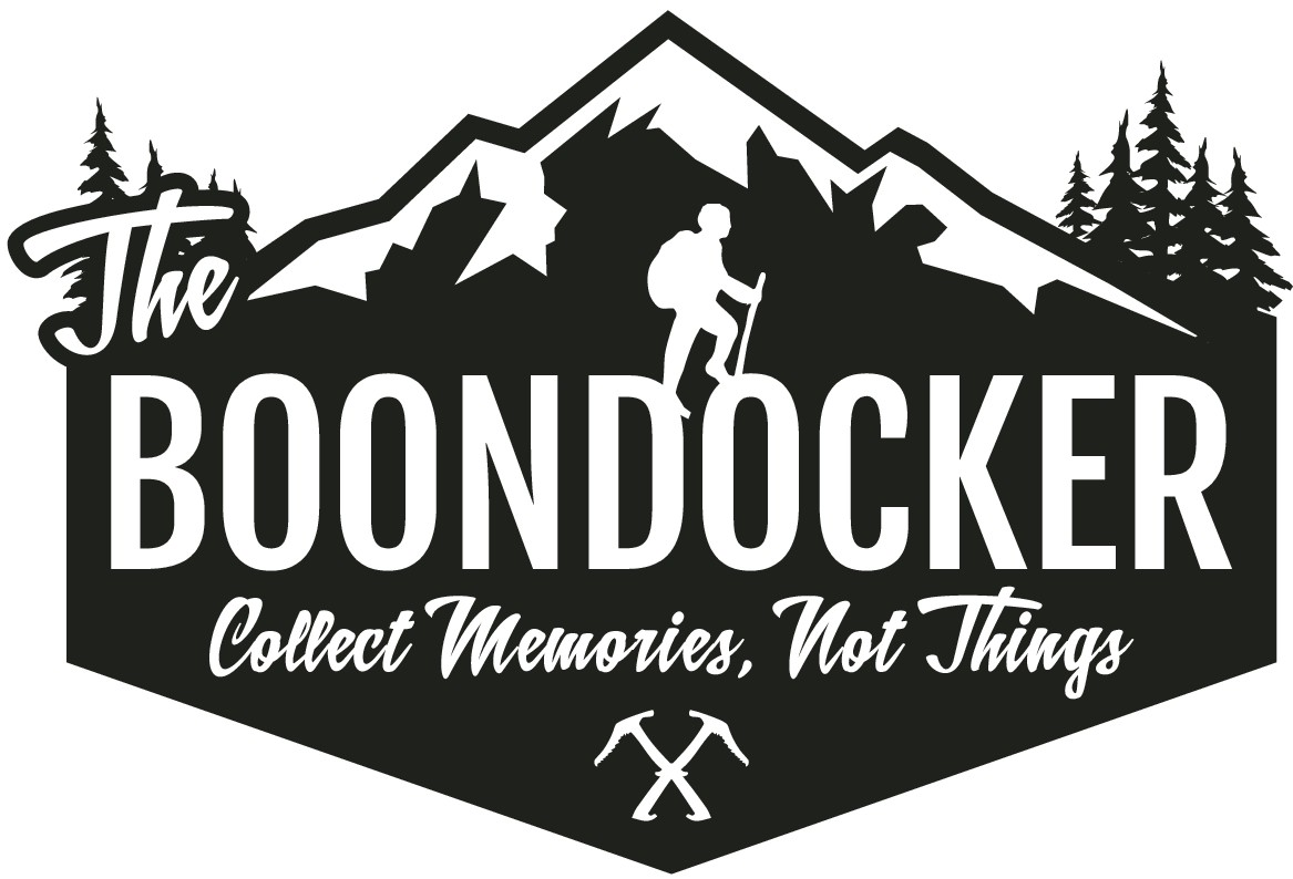 The Boondocker Logo