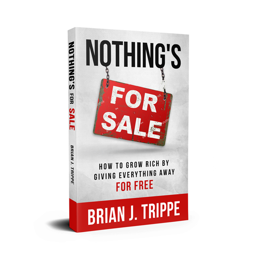 "Book Cover for ""Nothing's For Sale"""