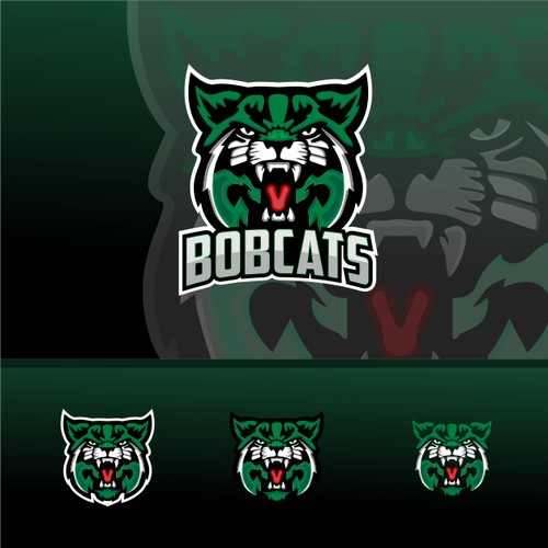 Green Bobcats