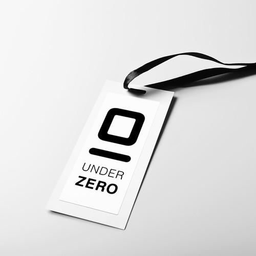 Bold logo for Clothing company