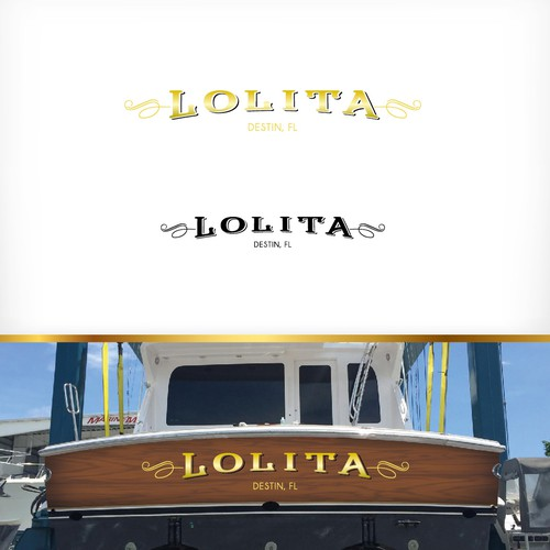 Yatch Name Design
