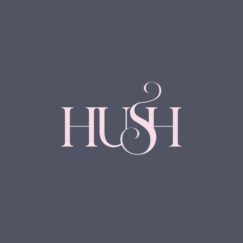 Logo concept for hair cosmetic company