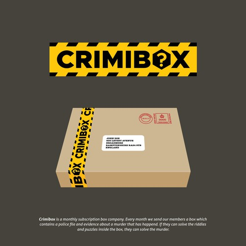 Crimibox! What more evidence do you need.