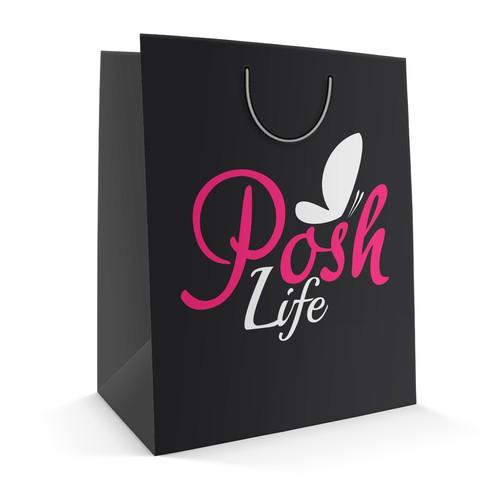 Posh Life Boutiques Logo