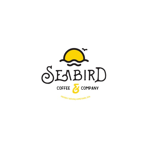 SEABIRD COFFEE LOGO