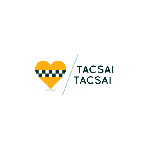 Logo for a taxi speed-dating tv show