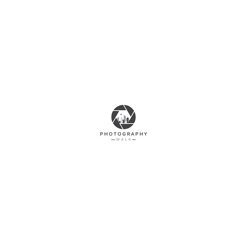 Logo for photography