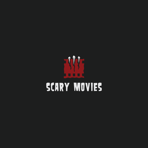 Logo design for Scary Movies