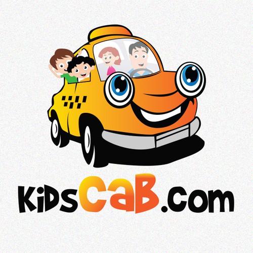 Kids Cab Logo