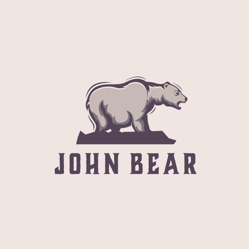 John Bear Logo