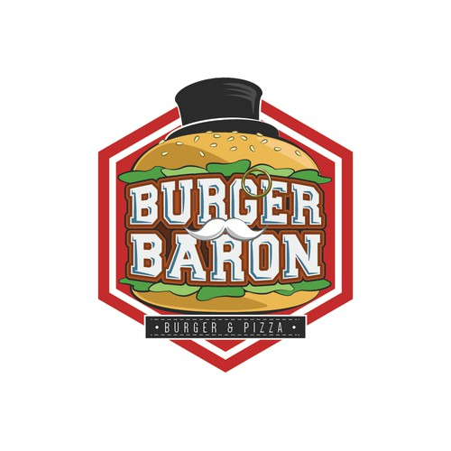 Bold logo for Restaurant