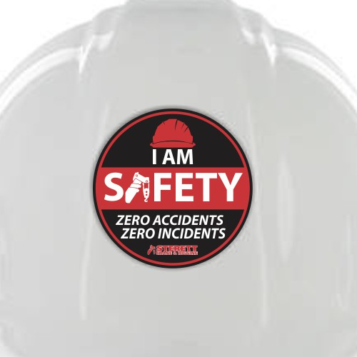 "I AM SAFETY ""Simple design"""