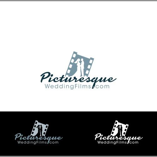 Create the logo for Picturesque Wedding Films (.com)