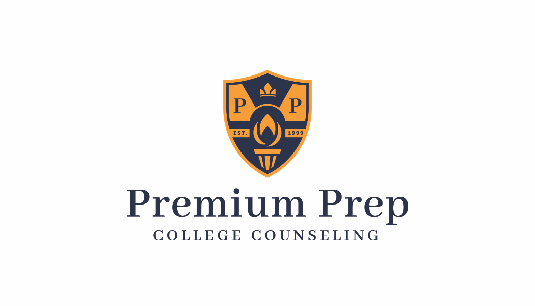 Premium Prep Business Card