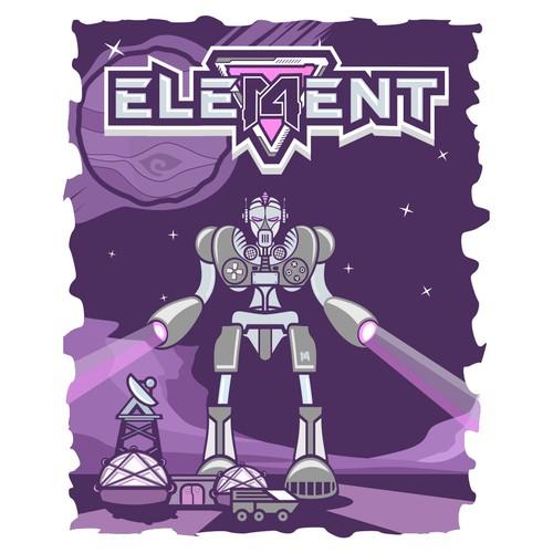 ELEMENT T SHIRT